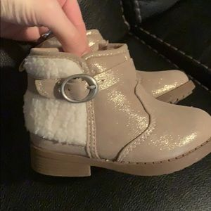 NWT toddler bootie